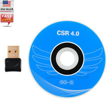 Mini USB Bluetooth V4.0 Wireless Adapter Audio Transmitter For Win7/8/XP/10