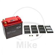 Buell XB9SX 1000 Lightning CityX - BJ 2008-2009 - 82 PS - Batterie Lithium-Ionen