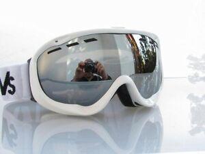 Ravs Gafas Esquí - Snowboarbbrille - Doble Lente - Antinieblas - Contraste
