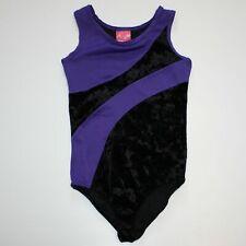 Future Star by Capezio Girl Dance Gymnastics Acro Sparkle Leotard Child Small