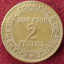 France 2 Francs 1921 (D1204)