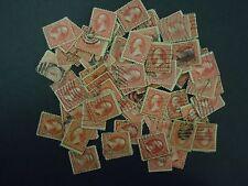 """1894-1903 2c Washington Lot of 15 Used """"Unchecked"""" #2"""