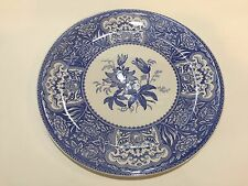 """The Spode Blue Room Collection """"Floral"""" Plate Platter, 12 3/4"""" Diameter"""