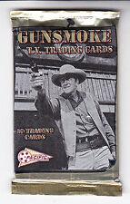 ( 10 ) 1993 Pacific Gunsmoke Trading Card Packs - 10 Card Packs
