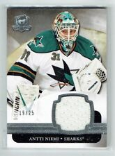 11-12 UD The Cup  Antti Niemi  /25  Jersey