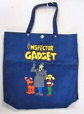 scarce 1984 INSPECTOR GADGET Canvas Tote Bag K&J Inc.