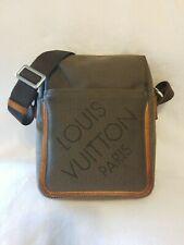 Louis Vuitton Geant Citadan Crossbody Messenger Bag Cavas Damier Unisex Limited