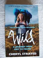 Cheryl Strayed ~ WILD: A Journey From Lost To Found ~ MedPB (Like New) Combine