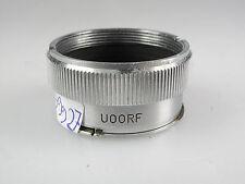 Leitz Leica 17672 UOORF Adapter (Bajonett) für Sooky / Somky  79927