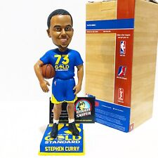 """STEPHEN CURRY Golden State Warriors """"73 Wins"""" Special Edition NBA Bobble Head*"""