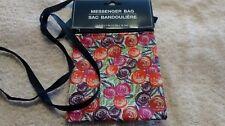 New Cross Body Nylon Bag Small 4.5 x 7 inch Multi-Color Multifunctional