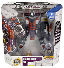 Transformers Cybertron Supreme Giant StarScream Crown CyberKey Jet G1 MISB 2007