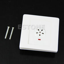 2-Wire System Sound Motion PIR Sensor Light Wall Mount Control Touch Switch