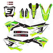 1999 - 2002 KX 125 / 250 GRAPHICS KIT KAWASAKI DIRT BIKE MX THICK DECALS