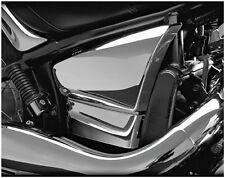 Show Chrome Side Covers Upper Fits Kawasaki VN900 Vulcan 900 Classic 71-311