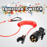 Ignition Switch 175974 5005801 for OMC Johnson Evinrude Outboard Motor  h