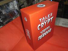 TALES FROM THE CRYPT- EDIZIONI 001-cofanetto vuoto NUOVO THE CRYPT OF TERROR