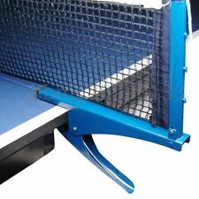 Table Tennis Ping Pong Net Indoor Game Post Clamp Stand Set Training Replacement