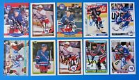 LOT OF 10 DARREN TURCOTTE SIGNED HOCKEY CARDS ~ 100% GUARANTEE