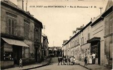 CPA  Soisy-sous-Montmorency - Rue de Montmorency  (380790)