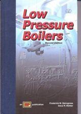 Low Pressure Boilers by Frederick Steingress & Daryl Walker, 2nd Ed. (Hardcover)