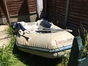 HONWAVE inflatable dinghy