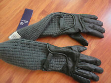 G-Star Arctic Femmes Women Gants basiques Fine Leather Cuir WING GREEN