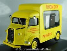 CITROEN HZ THOMSON 1959 FRIDGE VAN 1/43RD SIZE PARIS CARROSSERIE TYPE Y0675J^*^