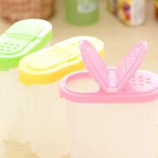 Salsa ovale in plastica con coperchio per spezie BERX