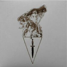 King Dude / (DOLCH) - Split EP CLEAR rare OF THE WAND AND THE MOON Death in June