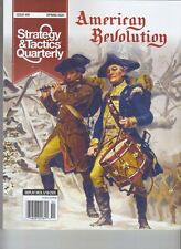 AMERICAN REVOLUTION SPRING 2020 STRATEGY & TACTICS QUARTERLY MAGAZINE #9