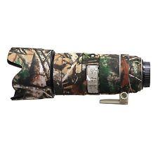 Canon 70-200 F/2.8 ISII Neoprene Camera Lens Protective Coat Cover Camo Woodland