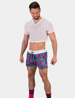 Barcode Berlin > Maille T-Shirt Ferry Blanc Homme 91368/200 Gay Sexy Offre Vente