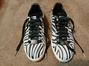 PAUL STANLEY PUMA ANIMALIZE SHOES SNEAKERS SIZE 9 MENS KISS