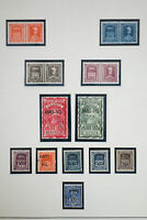 Trieste Revenue Stamp Lot