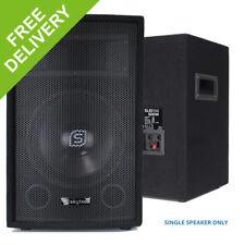 Skytec 10 Inch 250W 2 Way Bass Reflex Passive Bedroom DJ PA System Party Speaker