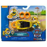PAW PATROL SEA PATROL RUBBLE LAUNCHING SURFBOARD