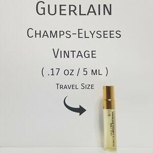Champs Elysees by Guerlain EDT Spray Perfume Women (5ml / .17oz Sample) Vintage