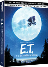 E.T. The Extra-Terrestrial - 35th Anniversary Limited Edition [New 4K UHD Blu-ra