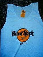 NEW HARD ROCK BALI SINGLET MUSCLE TANK JERSEY SHIRT KIT Men S NEW SOUVENIR