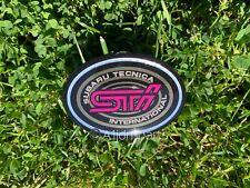 OEM Subaru ST9100055010 93-01 Impreza WRX STi Oval Front Fender Emblem JDM