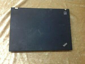 "Lenovo Thinkpad T61 Laptop 14.1"" C2D 250@2.00 2GBRAM 80GBSSD Win10"