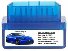 Stage 7 Performance Power Tuner Chip [ Add 95HP 8 MPG ] OBD Tuning for GM Cars