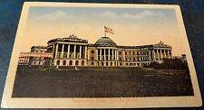 SUPERB POSTCARD No.17 OF GOVERNMENT HOUSE CALCUTTA INDIA c1905-10
