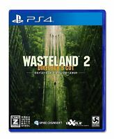PS4 Wasteland 2 Director's Cut Japan PlayStation 4 F/S