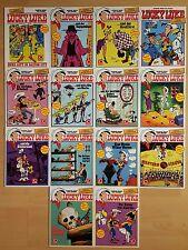 Lucky Luke limitierte Nostalgie-Edition im Retro-Look von 1972-1976 ungelesen 1A