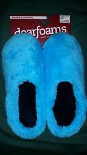 Dearfoams Women's Slippers Sm 40448 Sz Large 9-10 New