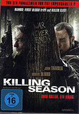 Killing Season  - Robert de Niro, John Travolta - neu & ovp