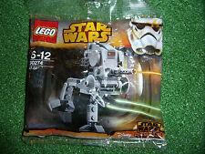 2 X 30274 paquetes de bolsa de plástico de Lego Star Wars AT-DP ataque Walker vehículo nuevo