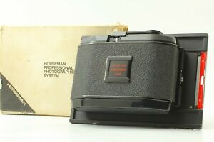 【 Near Mint w/ Box 】 Horseman Roll Film Back Holder 6x7 10EXP/120 from Japan
